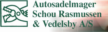 Autosadelmager Schou Rasmussen & Vedelsby A/S